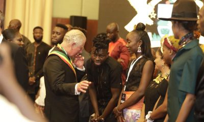 Ghanaian designer, Kwaku Bediako receives endorsement sfrom Prince Charles and other fashion royalty
