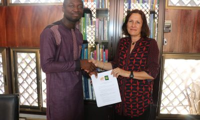 Ghana Library Authority Partners Book Aid International To Restock Libraries In Ghana