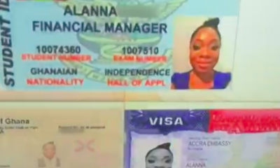 Moesha Boduong used in scamming American... revealed on Vivica Fox's daytime show