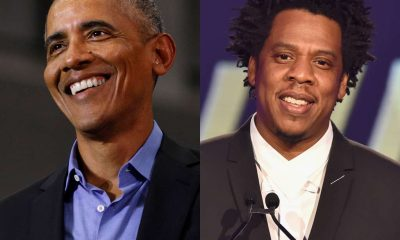 Obama x Jay Z