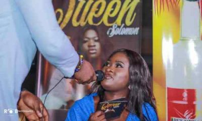 "Sista Afia holds listening session for her debut Album ""Queen Solomon"""