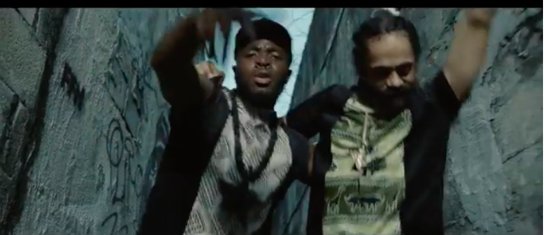 Fuse ODG feat. Damian Marley – Bra Fie