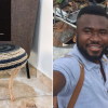 Meet the final year university student who makes furniture out of old car tyres