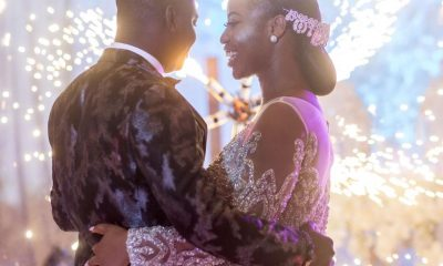 TV3 business anchor, Paa Kwesi Asare Paa weds Naa Adjeley