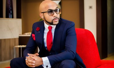 Nigerian singer Banky W declares political ambition
