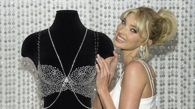 $1 million for you body? Victoria Secret unveils Bra worth $1 million