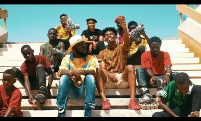 Music video : Manifest Ft Kwesi Arthur - Feels