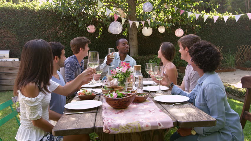 Throwing Your First Garden Party? Here's How!