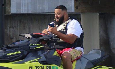 DJ Khalid marks 43rd birthday with jet ski rides in Miami
