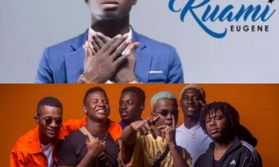 "#AFRIMA2018: Kuami Eugene or La Même Gang, who deserved ""Most Promising Artist Of The Year""? Ghana twitter debates"