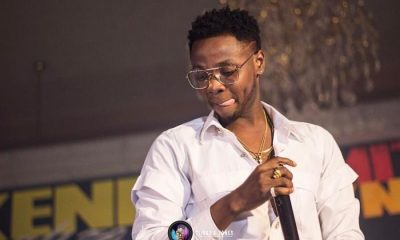 Kizz Daniel held hostage by university students for taking 3 million naira without performing.