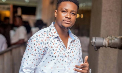 The 'new school musicians' in Ghana are not a competition for me - Krymi