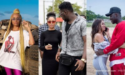 "Listen: ""Borla car will knock you down""- did Medikal jab ex-lover Sister Debbie in his new rap?"