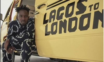 Mr Eazi releases 'Lagos to London Mix-tape'