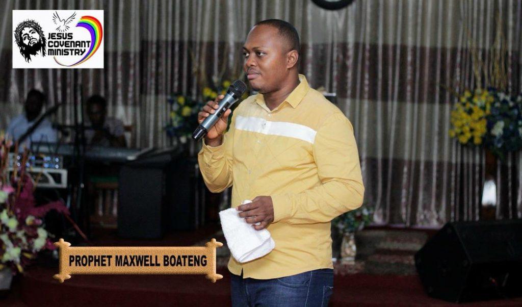 Prophet Maxwell calls out false prophets