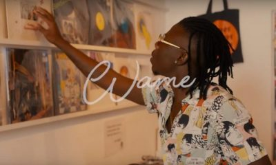 Music video : Stonebwoy feat. Cassper Nyovest - Wame