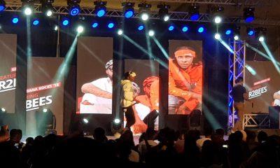 Jidenna, Fuse ODG R2bees, Kuami Eugene & more at Ghana Rocks 2018
