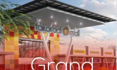 Takoradi Shopping Mall Set For Grand Opening