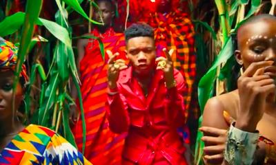 Fuse ODG feat. Kuami Eugene & KiDi - New African Girl