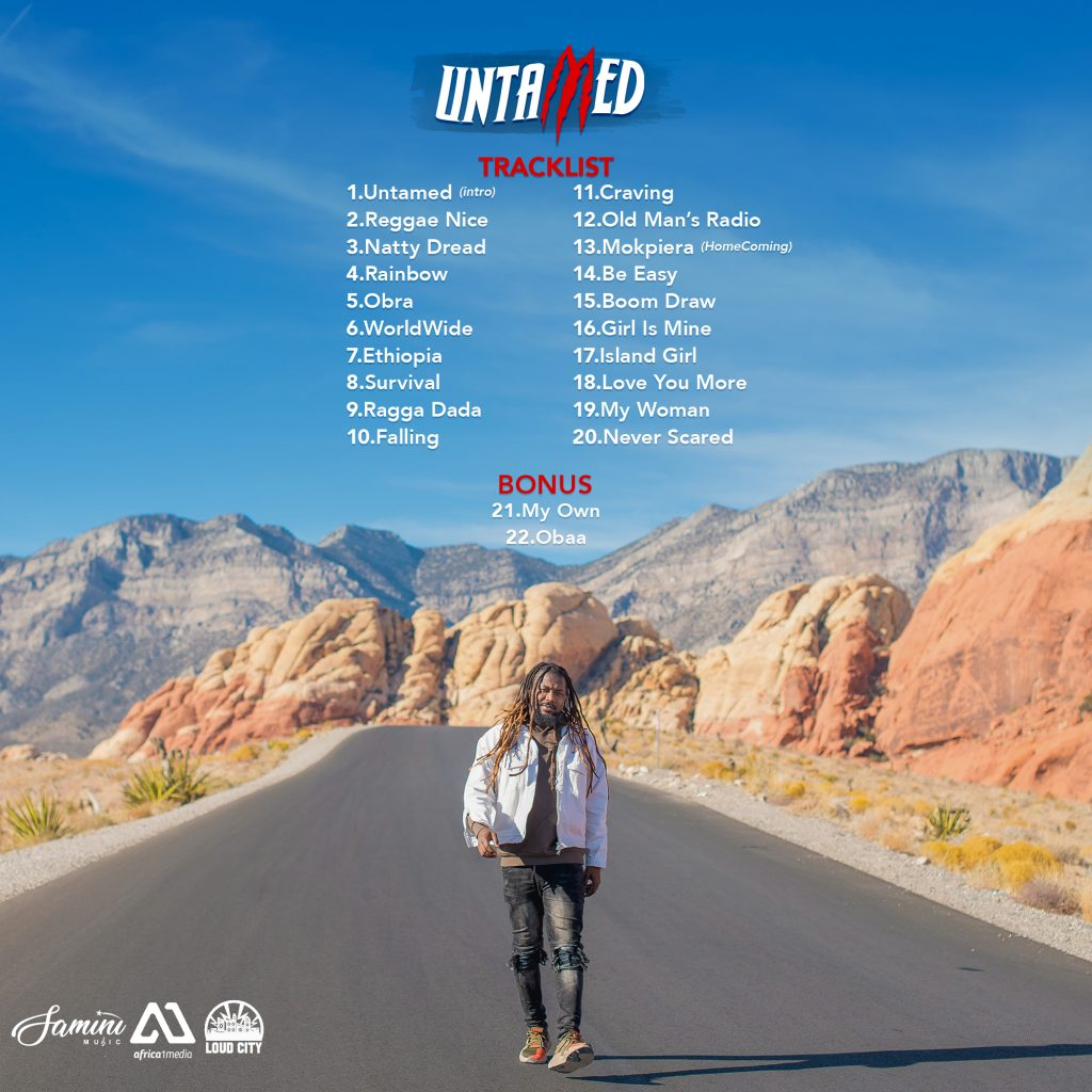 7 Things You Need To Know About Samini's 7th Album #UNTAMED