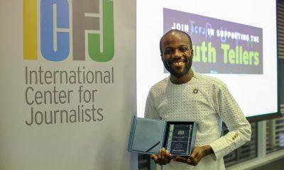 Ghanaian journalist Justice Baidoo is 2018 Global Health Reporting Winner