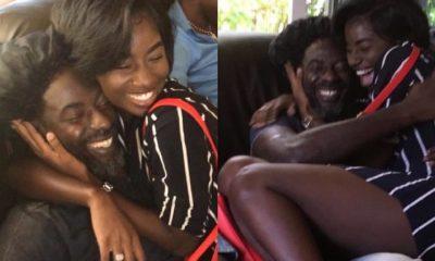 Buju Banton joyfully reunites with daughter