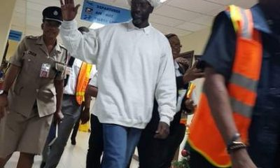 Buju Banton arrives in Jamaica after 7 years in US prison
