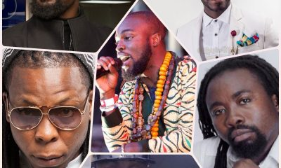 Who's your favourite lyricist in Ghana?