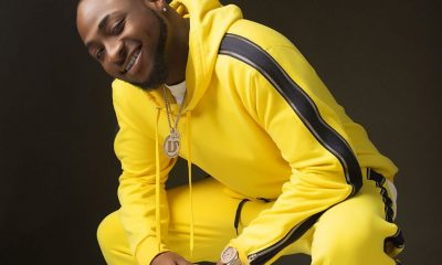 'If dem born you well come Africa..U go see!' -Davido threatens blogger