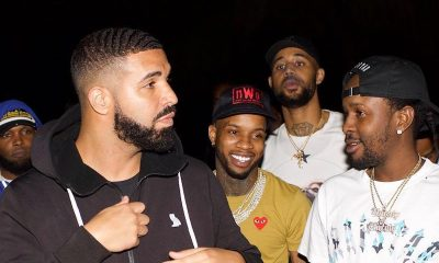 Drake signs Popcaan to OVO
