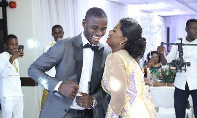 Jonathan mensah wedding