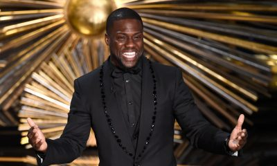 Kevin Hart to host the 2019 Oscars