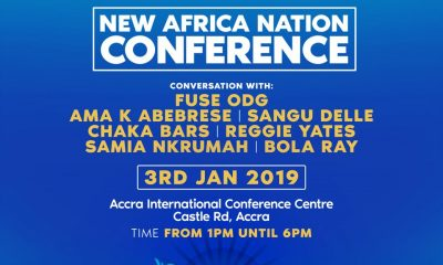 This is New Africa (TINA) Music Festival and Conference Launches in Ghana