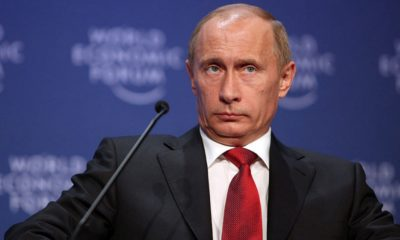 Putin says rap music should be controlled in Russia, not banned