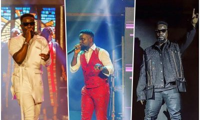 Which is your favourite Sarkodie look from Rapperholic 2018