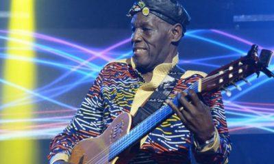 Afro-jazz legend, Oliver Mtukudzi dies