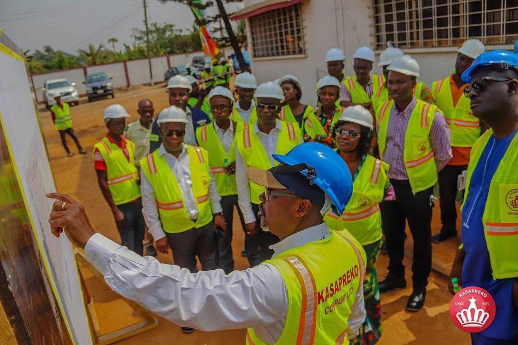 Kasapreko secures  $20 million loan for factory in Northern Ghana