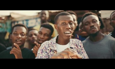 Popcaan and Kranium endorse Ghana's new dancehall sensation J Derobie