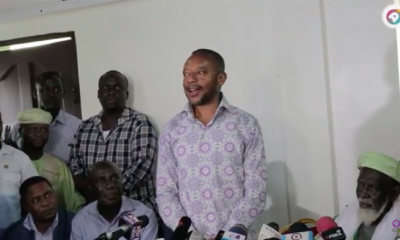 Owusu Bempah drops charges against muslim youth who vandalised his church after a meeting with Chief Imam