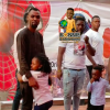 Rev Obofuor's son celebrates first birthday in style