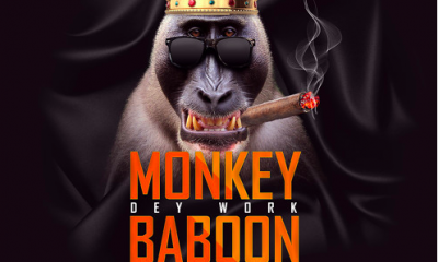 Captain Planet feat. Joey B - Monkey Dey Work Baboon Dey Chop