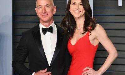 World's richest man Jeff Bezos and wife MacKenzie divorce after 25 years