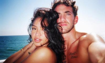 Cassie's new man Alex Fine confirms their relationship