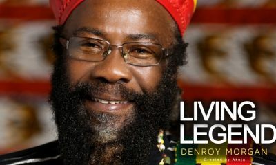 Ras Denroy Morgan featured on Amazon Prime produced by Aflik TV