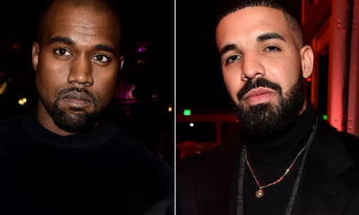 'I Love Drake'- Kanye West starts the new year with a peace message