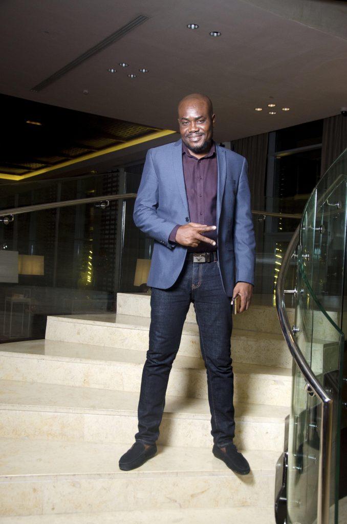 Meet Eddie Seddoh, the creator of Ghana's most loved TV characters