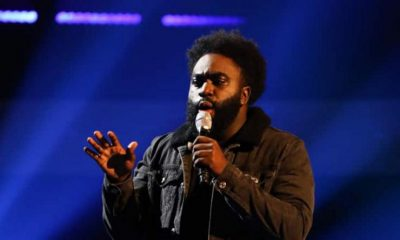 Watch: Ghanaian singer Emmanuel Smith wows all four coaches on The Voice UK 2019.