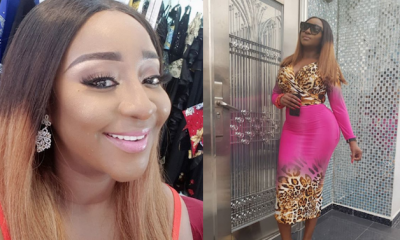 Photos: Did Ini Edo undergo plastic surgery again?