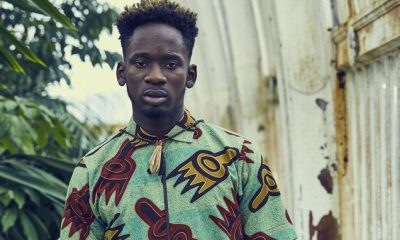 Mr Eazi doesn't own a car, he uses Uber - here's why