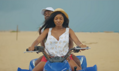 Watch: Official video from Adekunle Gold and Simi private wedding